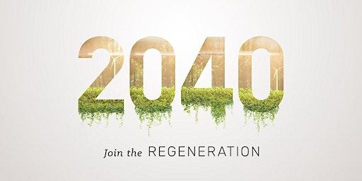 2040 screening & youth holiday activity.