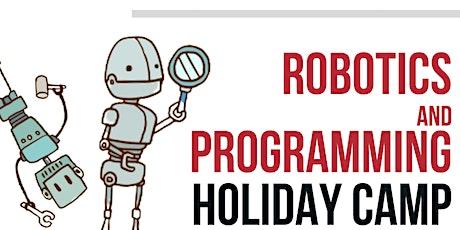 Robotics & Coding Workshop [4-15 y/o] tickets