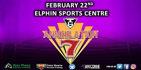 Annihilation 7 tickets