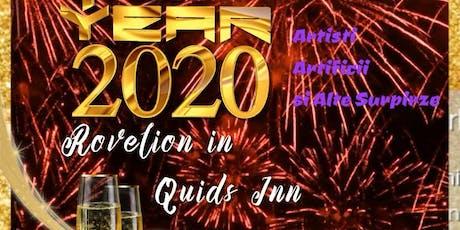 ROvelion 4th Edition 2020 Revelion tickets