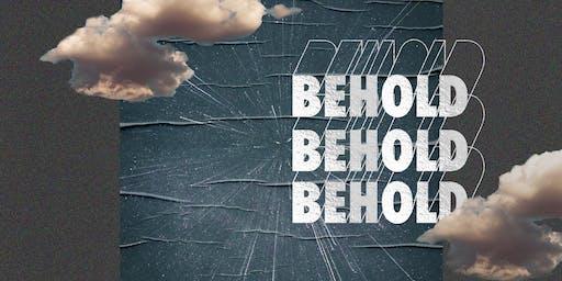 Behold - NYE Prayer and Worship