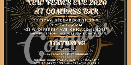 New Years Eve at Compass Bar! tickets