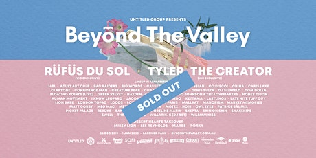 Beyond The Valley 2019 tickets