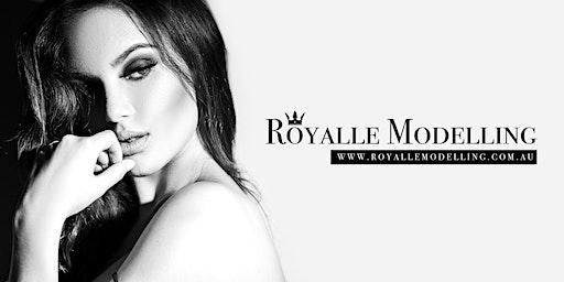 Royalle Modelling White Xmas Party