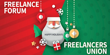 Atlanta Freelancers Union SPARK: Holiday office party for the office-less! tickets