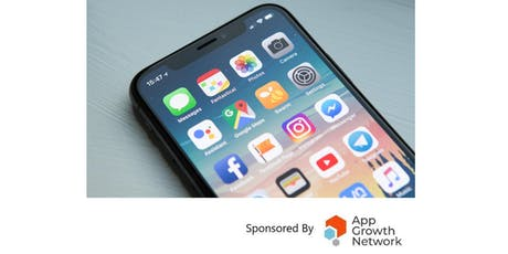 Mobile App Marketing in 2020 - Breakfast Discussion tickets