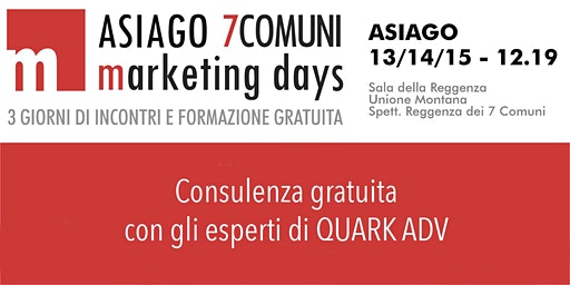 Consulenza  marketing gratuita