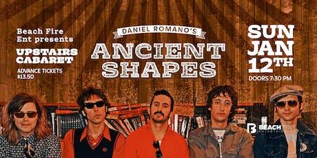 Daniel Romano's Ancient Shapes tickets