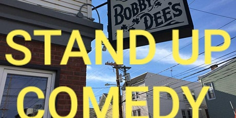 DEC 18 Stand-Up Comedy Night at Bobby Dee's JC! tickets