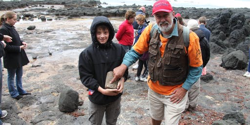 Geology Rocks 14 January 2020 - Lake Tyers
