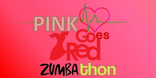 Pink Goes Red Zumba Party