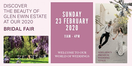 Glen Ewin Bridal Fair tickets