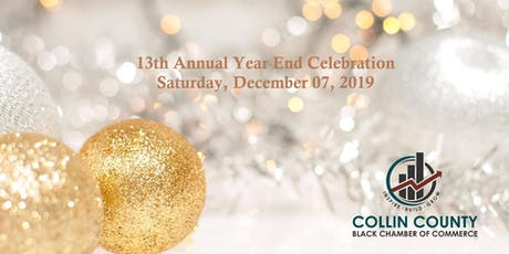 13th Annual Year End Celebration: GENERAL Seating Only (No VIP Reception) tickets