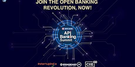 HDFC API Banking Summit tickets