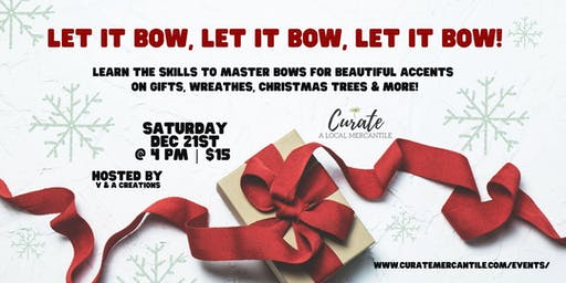 Learn How to Make Beautiful Gift Bows!