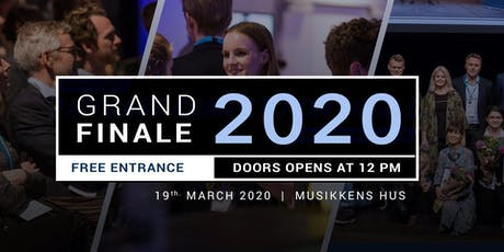 AAU Case Competition | Finale & Netværksarrangement tickets