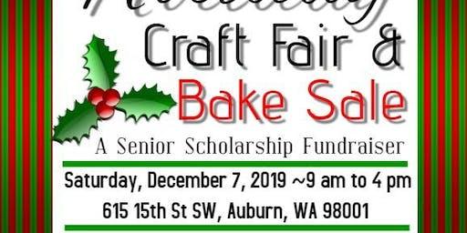 Bus Barn Bonanza Holiday Craft Fair and Bake Sale