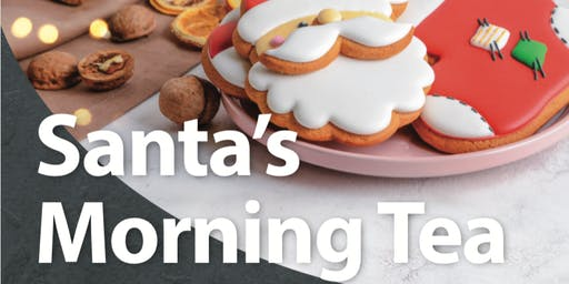 Santa's Morning Tea