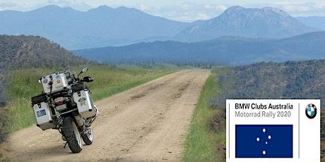 BMW Clubs Australia  Motorrad Rally 2020 tickets