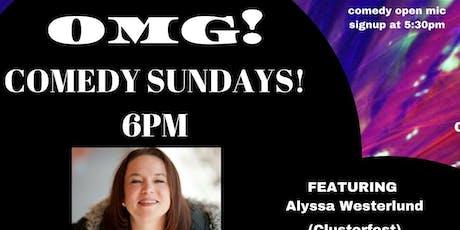 OMG Comedy Sundays tickets