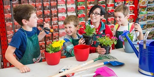 Moruya Library- Bunnings holiday workshops