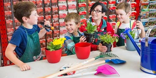 Narooma Library- Bunnings holiday workshops