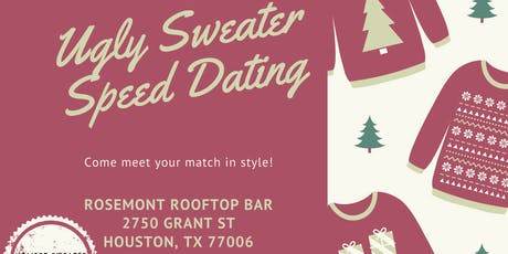 Ugly Sweater Speed Dating tickets