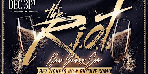 RIOT NYE 2020 - 2 FLOORS! | HIPHOP & REGGAETON | DOWNTOWN SAN JOSE | THE ALL NEW STANDARD NIGHTCLUB - 800+ PPL!