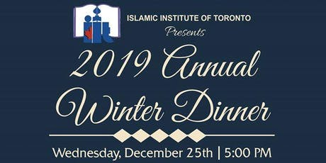 Winter Dinner with Dr. Suzy Ismail tickets