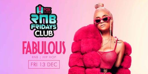 FABULOUS FRIDAYS Level 3 Nightclubs  Friday 13th December