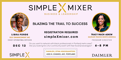 Simple X Mixer: Blazing the Trail to Success