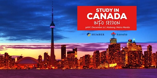 Study in Canada Info Session