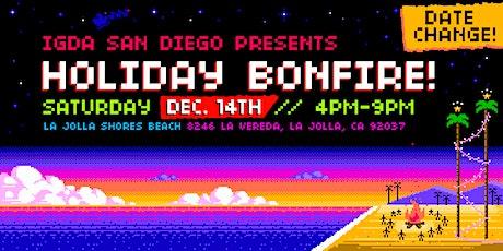 IGDA SD | Holiday Bonfire tickets