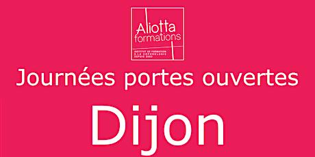 Journée portes ouvertes-Dijon Grand Hôtel la cloche billets
