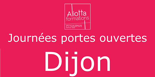 Journée portes ouvertes-Dijon Grand Hôtel la cloche
