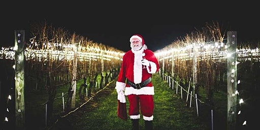 Wolffer Lighting of the Vines Experience - LIMITED AVAILABILITY
