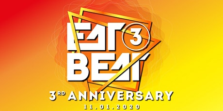 Eat The Beat : 3rd Anniversary tickets