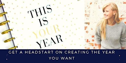 Kick-Start 2020, Goal Setting & Mindset Workshop