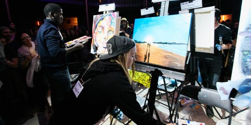 Art Battle Saint John - January 24, 2020