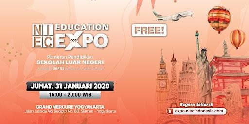 NIEC Education Expo 2020 - Yogyakarta