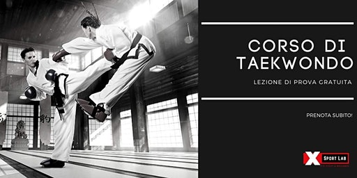 Corso di Taekwondo