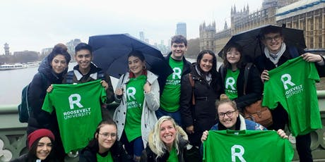 Populism Over There: Loundy Students Report from Brexit-Era UK tickets