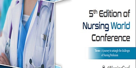 5th Nursing World Conference tickets