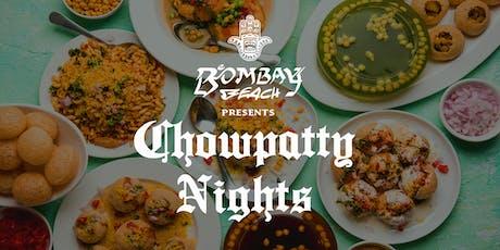 Chowpatty Nights by Bombay Beach tickets