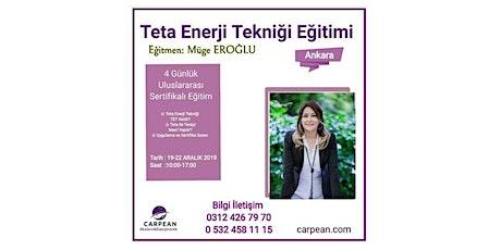 ⭐TET ( TETA ENERJİ TEKNİĞİ) SERTİFİKALI EĞİTİM PROGRAMI ⭐ tickets