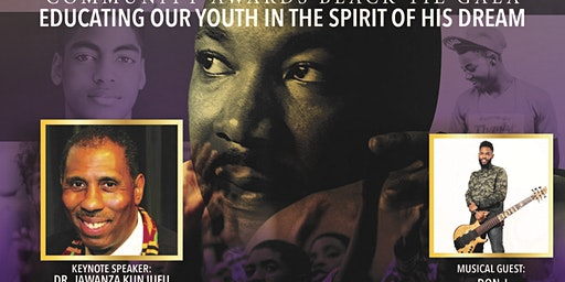 OPERATION UPLIFT's 32ND DR. MLK JR. CELEBRATION AND COMMUNITY AWARDS GALA