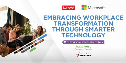 Embracing Workplace Transformation through Smarter Technology