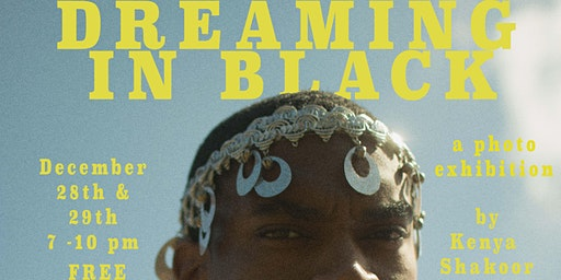 Dreaming in Black: a photo exhibition