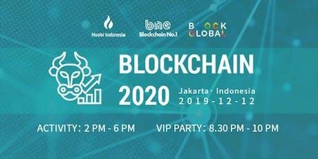 BLOCKCHAIN - 2020 tickets