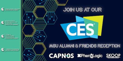 MSU Alumni & Friends Reception @ CES